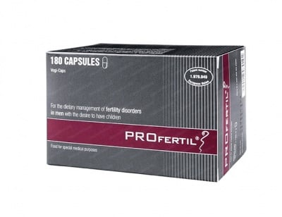PRОfertil 180 capsules / Профертил 180 капсули