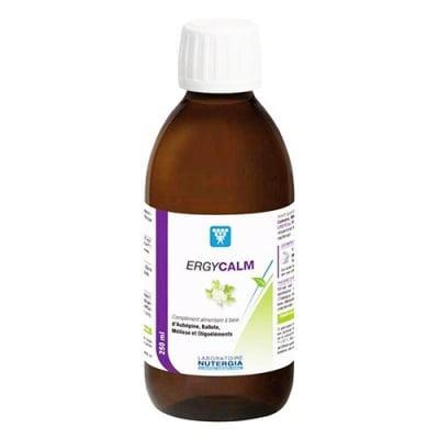 Ergycalm salution 250 ml. Nutergia / Ержикалм разтвор 250 мл.