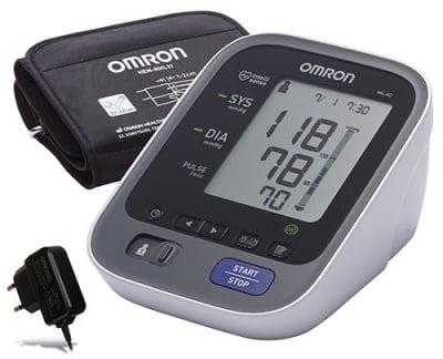 Digital device for measuring blood pressure Omron M6 AC HEM - 7322 - E / Елeктронен апарат за измерване на кръвно налягане Омрон M6 AC HEM - 7322 - E
