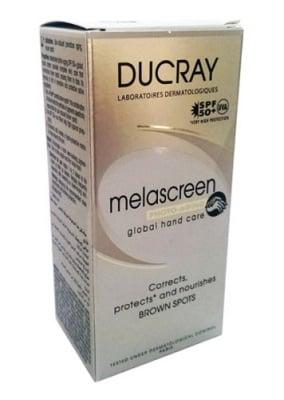 Ducray Melascreen photo-aging global hand care SPF50+ 50 ml / Дюкре Меласкрин фотостареещ крем за ръце SPF50+ 50 мл.