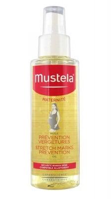 Mustela Stretch marks prevention oil 105 ml / Мустела Олио против стрии 105 мл.