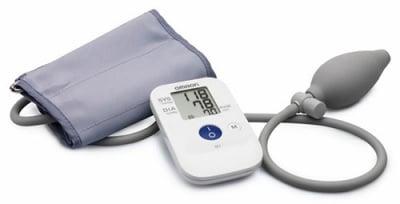 Digital device for measuring blood pressure Omron М1 HEM - 4030 - E / Електронен апарат за измерване на кръвно налягане Омрон М1 HEM - 4030 - E