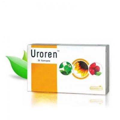 Uroren / Урорен, Брой капсули: 30