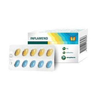 Inflamend / Инфламенд, Брой таблетки: 30