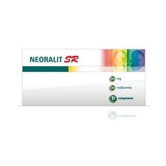 Neoralit SR / Неоралит СР, Брой таблетки: 30