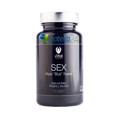 Vital Concept SEX 60 capsules / Витал Концепт СЕКС 60 капсули
