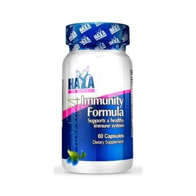 Haya Labs Immunity Formula 60 capsules / Хая Лабс Имунити Формула 60 капсули