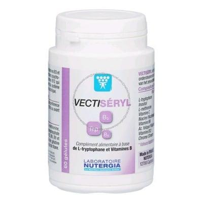 Vectiseryl 60 capsules Nutergia / Вектисерил 60 капсули