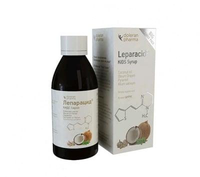Leparacid kids syrup / Лепарацид сироп за деца 180 мл.