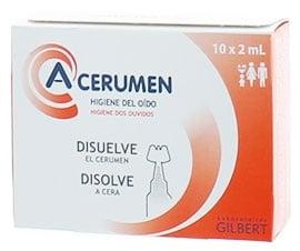 A - Cerumen Ear Drops 2 ml. 10 / А - Церумен капки за уши 2 мл. 10