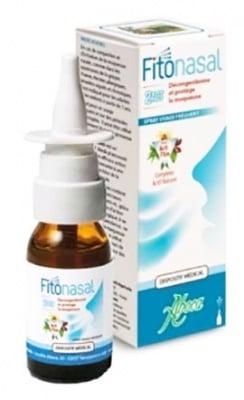 Aboca Fitonasal spray nasal 15 ml. / Абока Фитоназал 2Act спрей за нос 15 мл.