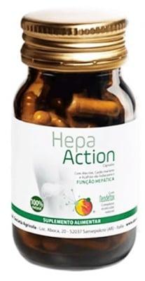 Aboca Hepa Action 50 capsules / Абока Хепа Екшън 50 броя капсули