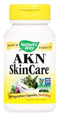 Skin Care AKN 480 mg. 100 capsules Nature's Way / Скин Кеър AKN 480 мг. 100 броя капсули Nature's Way