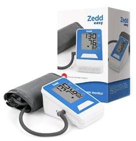 Electronic Blood Pressure Monitor Zeed Easy / Електронен Апарат За Кръвно Налягане Zedd Easy