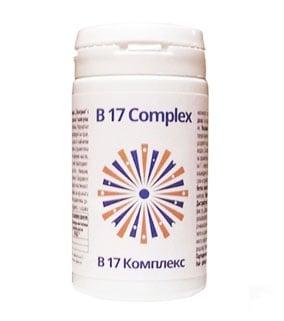 Complex B 17 60 capsules / Комплекс Б 17 60 касули