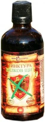 Herb Chudodeyka tincture herbal shield 100 ml. /Билка Чудодейка тинктура билков щит 100 мл.