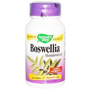 Boswellia 310 mg. 60 tablets Nature's Way / Босвелия 310 мг. 60 таблетки Nature's Way