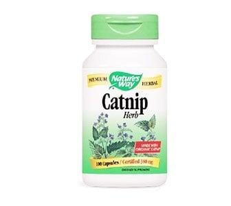 Catnip herb 380 mg. 100 capsules Nature's Way / Коча трева 380 мг. 100 капсули Nature's Way