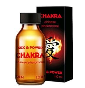 Chakra chinese pheromone for men 10 ml. / Чакра феромонен парфюм за мъже 10 мл.