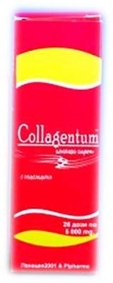 Collagentum syrup 400 ml. Panacea 2001 / Колагентум сироп 400 мл. Панацея 2001
