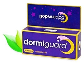 Dormiguard 30 capsules Naturpharma / Дормигард 30 броя капсули