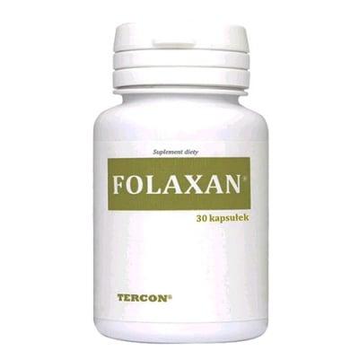 Folaksan 30 capsules / Фолаксан 30 капсули