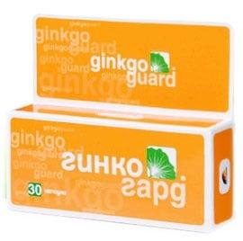 Ginkgo Gard 120 mg. 30 capsules Naturpharma / Гинкогард 120 мг. 30 броя капсули Натурфарма
