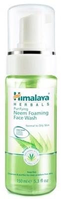 Himalaya Herbals Neem Foaming Face Wash 150 ml. / Хималая Измиваща Пяна за Лице с Нийм 150 мл.