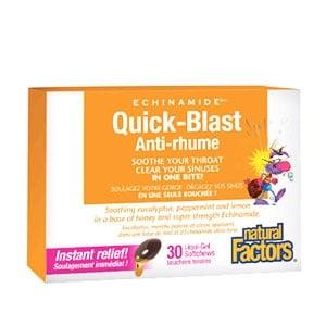 Quick-blast chewable 30 capsules / Куик бласт 30 броя дъвчащи капсули