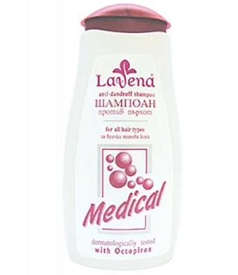 Lavena medicah anti-dandruf shampoo 250 ml. / Лавена медикъл шампоан против пърхот 250 мл.