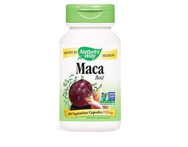 Maca root 525 mg. 100 capsules Nature's Way / Мака корен 525 мг. 100 капсули Nature's Way
