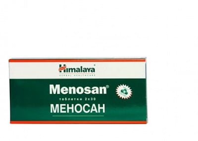 Menosan 60 tablets / Меносан 60 таблетки