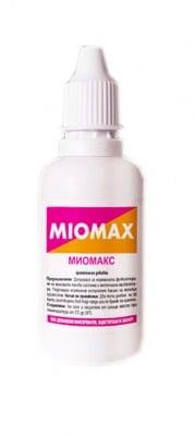 Miomax drops 100 ml. / Миомакс капки 100 мл.