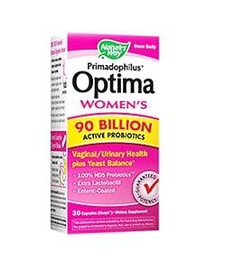 Primadophilus Оptima women's 30 capsules Naturer's Wey / Примадофилус Оптима жени 30 капсули