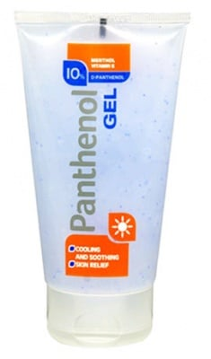 Pantenol gel 10% with Vitamin E, Jojoba and Aloe Vera 150 ml. / Пантенол 10% гел с Витамин С, Жожоба и Алое Вера