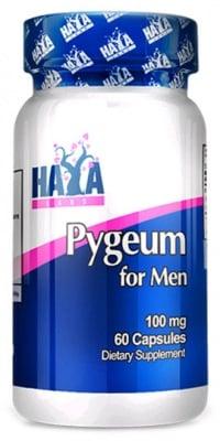 Haya Labs Pygeum For Men 100 mg. 60 capsules / Хая Лабс Пигеум Фор Мен 100 мг. 60 капсули