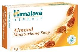 Himalaya Herbals Moisturizing almond soap 75 g. / Хималая Овлажняващ бадемов сапун 75 гр.
