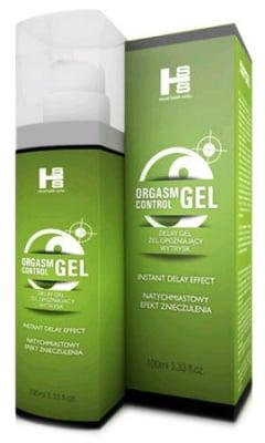 Orgasm Control Gel 100 ml. / Оргазъм Контрол Задържащ Гел с охлаждащ ефект 100 мл.
