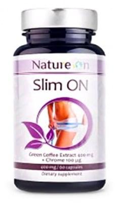 Natureon Anti Slim On 60 / Нейчърон Слим Он 60 броя капсули