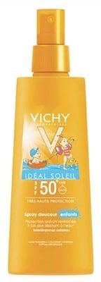 Vichy Soleil Spray Kids SPF 50 + / Виши Солей Слънцезащитен спрей за деца SPF 50 + 200 мл.
