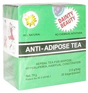 Anti - Adipose Tea Sanye 30 / Китайски чай за супер отслабване филтър 30 броя