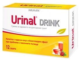Urinal Drink - 12 pulvis Walmark / Уринал - Дринк 12 прахчета Валмарк