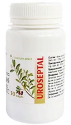 Uroseptal 30 capsules Panacea