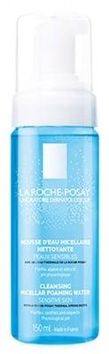 La Roche Posay Physiological Cleansing Micellar Foaming Water Sensitive Skin 150 ml. / Ла Рош Физиолоджикал Почистваща Мицеларна вода Пяна за чувствителна кожа