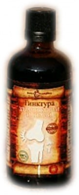 Herb Chudodeyka tinkture For Healthy Bones and Joints 100 ml. / Билка Чудодейка тинктура За Здрави Кости и Стави 100 мл.