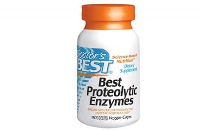 Doctor's bEST proteolityc enzymes 90 capsules / Доктор'с Бест Протеолитни ензими 90 капсули