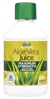 Aloe Pura Aloe Vera juice maximun strenght 500 ml. Optima / Алое Вера сок натурал 500 мл. Оптима