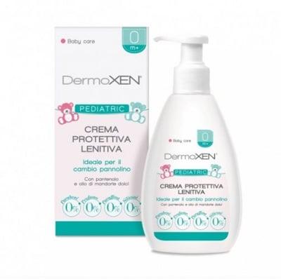 Dermoxen Pediatric protective soothing cream 125 ml / Дермоксен педиатрик защитен успокояващ крем за бебета 125 мл
