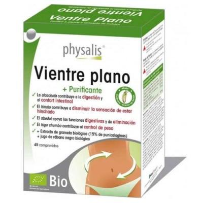 Physalis Flat belly 45 tablets / Физалис Плосък корем 45 таблетки