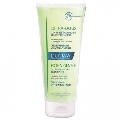 Ducray Extra doux shampoo 100 ml / Дюкре Екстра ду хидратиращ шампоан 100 мл